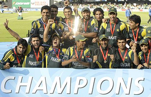 Pakistan - ICC 20 20 Champions