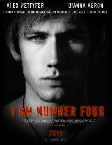 dianna agron and alex pettyfer i am number four. I Am Number Four